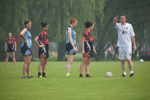 GAA All-China games 16 June 13