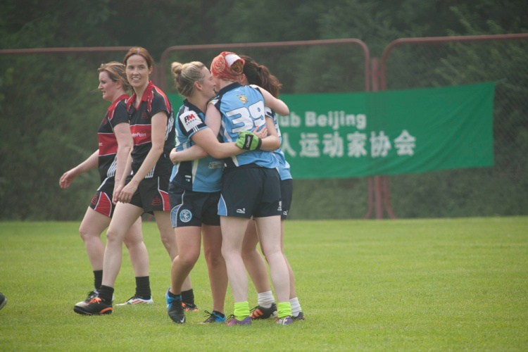GAA All-China games 16 June 13